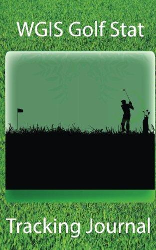 WGIS Golf Stat Tracking Journal por Keith Blythe