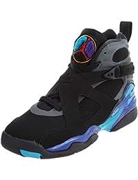 new style 0e6bf 953eb Nike - Air Jordan 8 Retro Bg, Scarpe Sportive Bambino