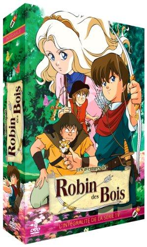 Robin des Bois - Intégrale de la série TV (Coffret 9 DVD)