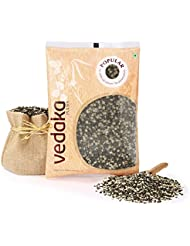 Amazon Brand - Vedaka Popular Black Urad Split/Chilka, 500g