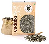 #10: Vedaka Popular Black Urad Split / Chilka, 500g