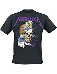 Metallica Damage Hammer T-shirt noir