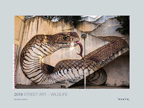 Street Art - Wildlife 2019: Kalender 2019