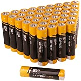 Silicon Power AAA 40PK Alkaline Batteries