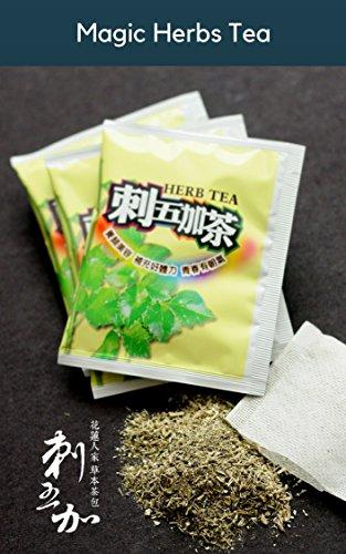 Magic Herbs Tea: Herbs tea (English Edition)