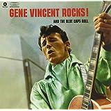 Gene Vincent rocks! + 4 Bonus tracks [VINYL]