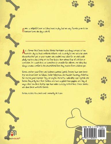 My Darling Dogs--Emma, A Coton de Tulear: Emma Plays Monster