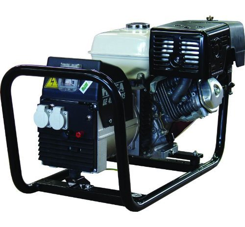 Mosa 53100-35 Generatore Serie Ge Ge 4500-Hbs, Benzina, 4.0 KvA