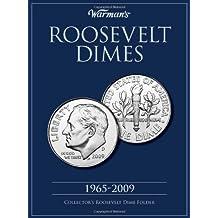 Warman's Roosevelt Dimes 1965-2009: Collector's Roosevelt Dime Folder