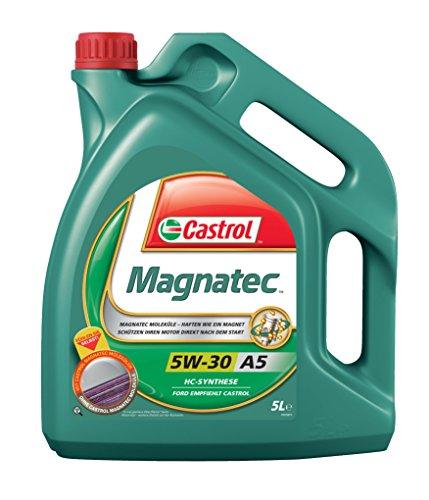 Castrol MAGNATEC Motorenöl 5W-30 A5 5L - vom Hersteller eingestellt