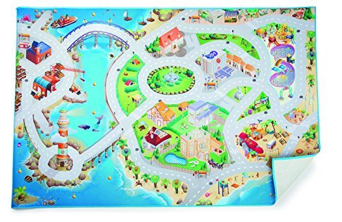 small-foot-isola-del-divertimento-tappetino-da-gioco-polyester-multicolore-15000x10000x050-cm