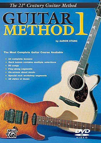 Preisvergleich Produktbild Belwin's 21st Century Guitar Method 1: The Most Complete Guitar Course Available (DVD) [UK Import]