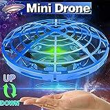 ONMET Flying Ball Ballon Volant Mini Drone Jouets pour Adultes Adolescents RC...