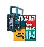 Makita BMR100  Baustellenradio - 3