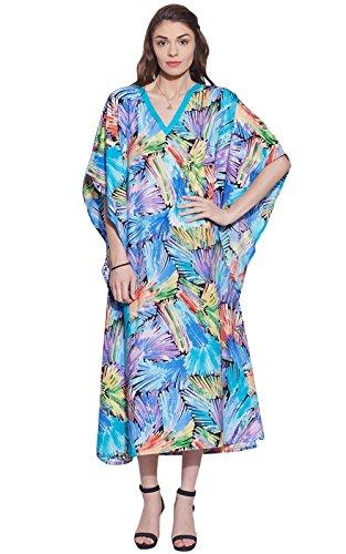 KOKOM -  Vestito  - Donna Multicolore