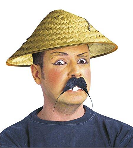 Kostüm Viet Cong - Widmann-Hut aus Stroh, Typ Viet Cong