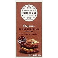 Honeyrose Triples Galletas De Chocolate 115G (Paquete de 2)