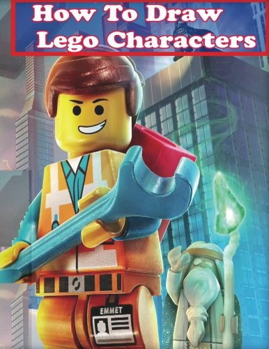 How to Draw Lego Characters: Learn to Draw Lego Super heros, Monsters Fighters & many more (Step by Step Guide on Drawing Lego Characters) por Artz Creation