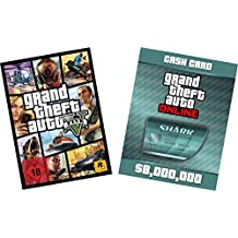 GTA V & Megaladon Card Bundle [PC Online Code]