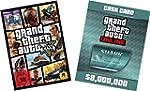 GTA V & Megaladon Card Bundle [PC Onl...