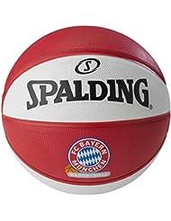 Spalding Bayern Munich Ballon de basket Rouge