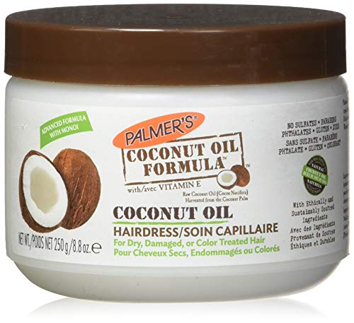 Palmers Coconut (Palmer's Coconut Oil Formula Moisture Gro Hairdress 8oz)