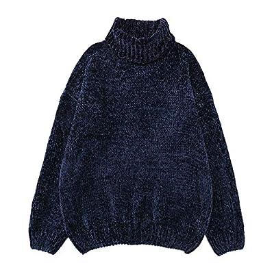 FUHENGMY Jersey Suéter DePunto
