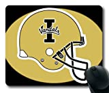 Idaho Vandals Helmet Rectangle Mouse Pad by eeMuse