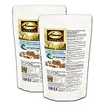 Low Carb High Fat Paleo Backmischung von Dr. Almond (2 x 300 Gramm) mit Sonnenblumenkerne + Chia Samen kaufen! Für Brot, Brötchen & Knäckebrot.