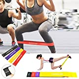Resistance Loop Exercise Bands - Set of Exercise - Best Reviews Guide