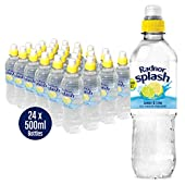 Radnor Splash Lemon and Lime Flavoured Water 24x500ml