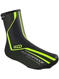 SUPERLOVE Cubiertas De Calzado De Invierno,Zapatillas Térmicas Impermeables A Prueba De Viento para Ciclismo
