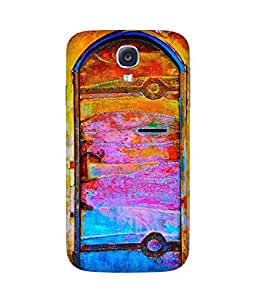 Welcome To Wonderland Back Cover Case for Samsung Galaxy S4