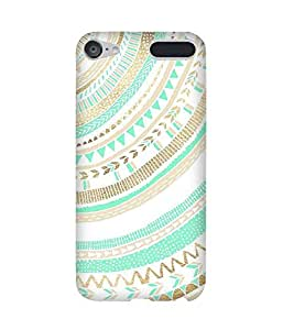 Pretty Pattern Apple iPod Touch (6th Generation) Case