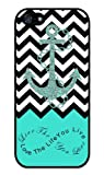 Best EVERMARKET iPhone 5 Cases - K9Q Anchor Chevron Retro Vintage Tribal Nebula Pattern Review