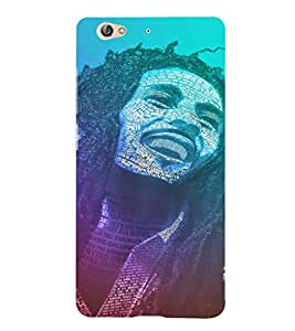 Ebby Premium Printed Mobile Back Case Cover With Full protection For Gionee S6 (Designer Case)
