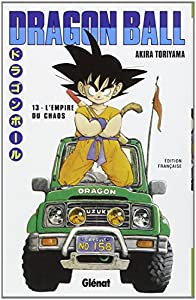 Dragon Ball Nouvelle édition Tome 13