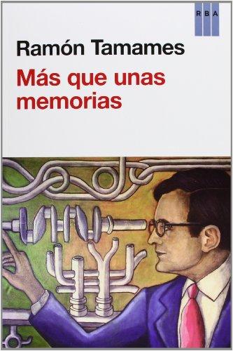 Más que unas memorias (OTROS NO FICCIÓN)