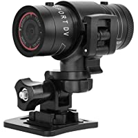 Mini Videocamera Sportiva,Full HD 1080P DV Portatile Telecamera, 120°Obiettivo Grandangolare,USB 2.0 Interfaccia…