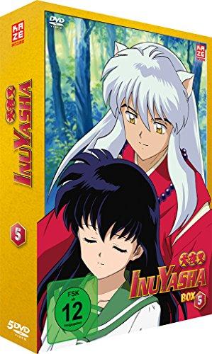 InuYasha - Die TV Serie - Box Vol. 5 (Episoden 105-138) [5 DVDs]