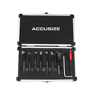 Accusize - 7 Pieces/Set 1/4