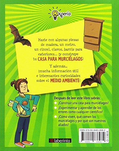 Construir una casa para murciélagos (Experia)