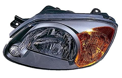Hyundai Accent Replacement Headlight Assembly - 1-Pair by