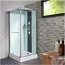 Cabine douche integrale - Cabine de douche avec musique ...
