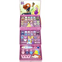 Princesas Disney - Make Your Own Fairytale! Cosmetic Collection, kit de maquillaje (Markwins 9604210)