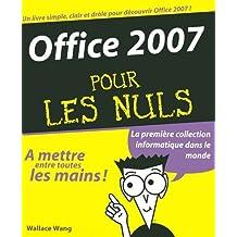 OFFICE 2007 POUR LES NULS