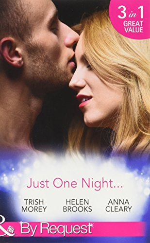 book cover of Just One Night...