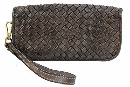 BZNA Berlin Mira moro Wallet sheep Leather Leder Portemonnaie Geldbörse Clutch