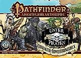 Pathfinder Abenteuerkartenspiel • Unter Piraten Charakter-Zusatzpack