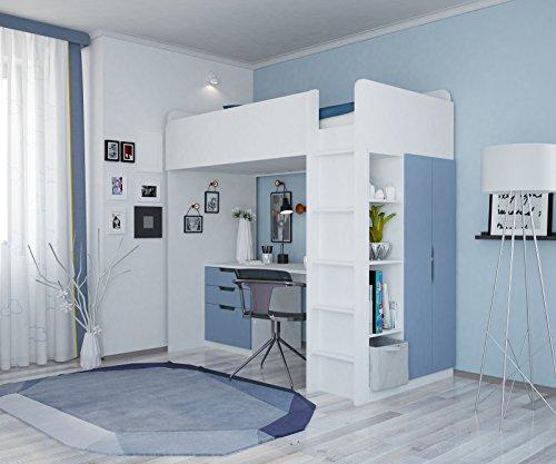 hochbett bestseller 2018 die besten hochbetten test im vergleich im mai 2018. Black Bedroom Furniture Sets. Home Design Ideas